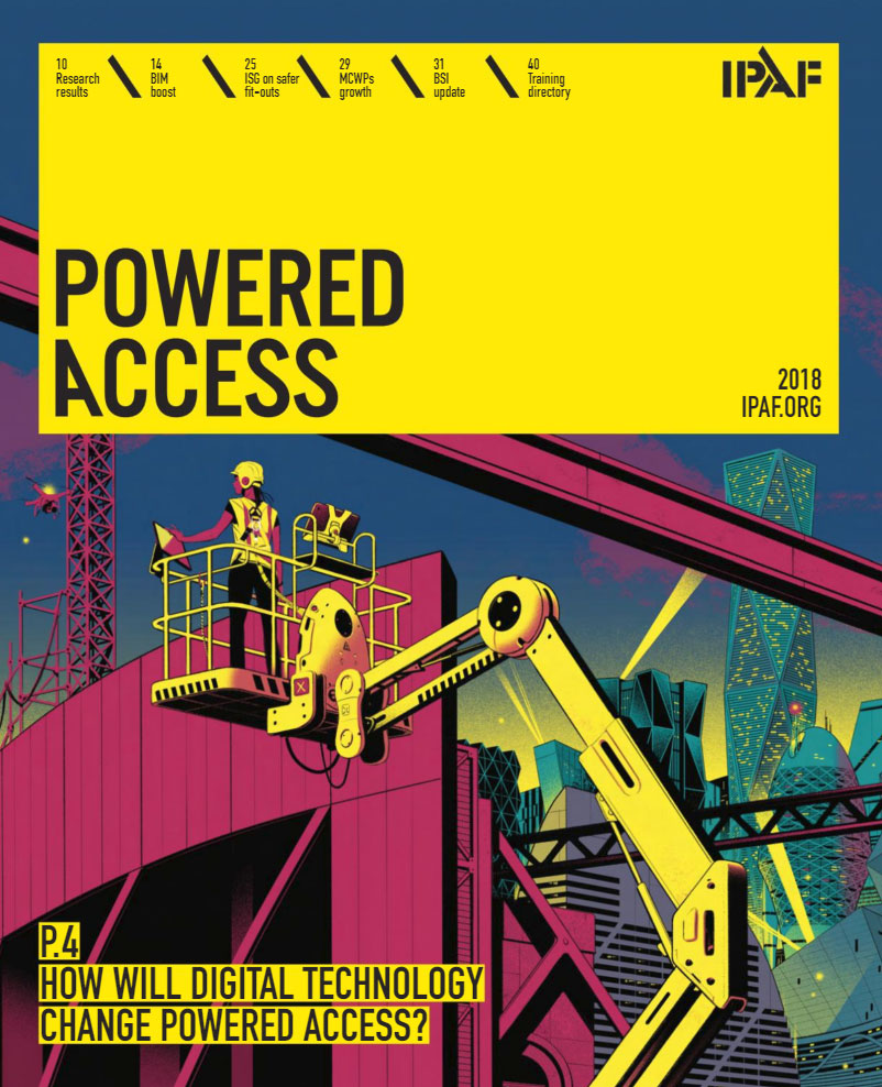 IPAF Powered Access 2018