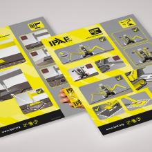 Spider-type and Spreader Pad Leaflet